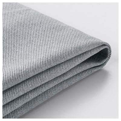 TULLSTA Armchair cover, Nordvalla medium grey