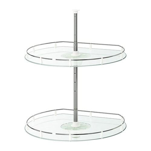 Utrusta Corner Base Cabinet Carousel - kitchen design