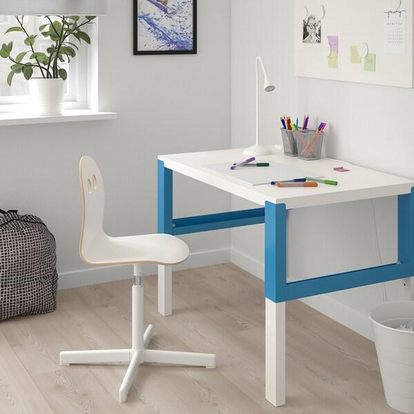 VALFRED / SIBBEN كرسي مكتب أطفال, أبيض