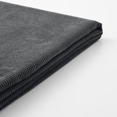 VALLENTUNA Cover for seat module with storage, Kelinge anthracite