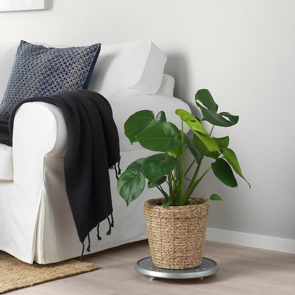 VALLMOFRÖN plant pot seagrass 24 cm 26 cm 19 cm 22 cm