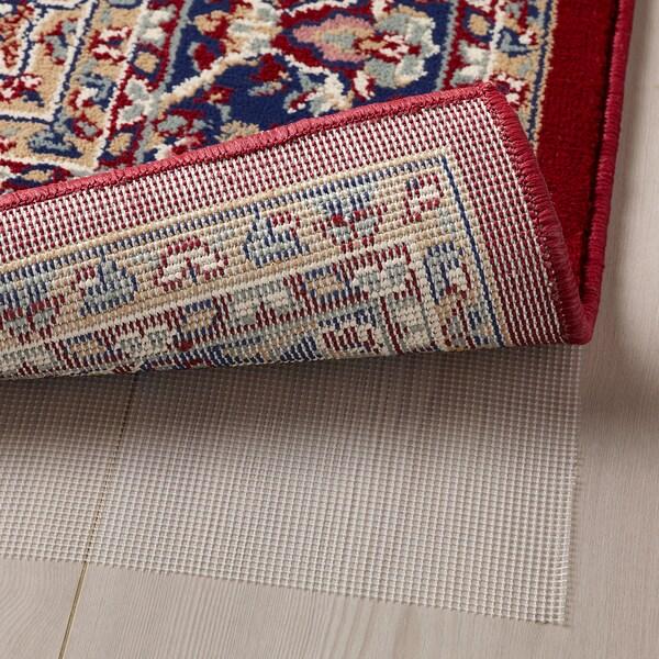 VEDBÄK Rug, low pile, multicolour, 80x180 cm