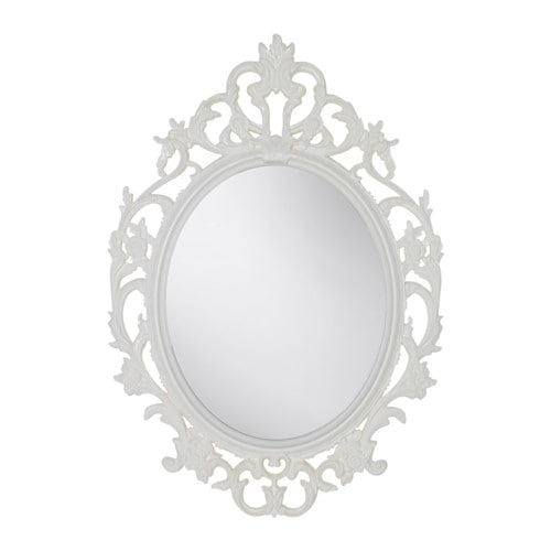Vikersund mirror ikea for Miroir vague ikea