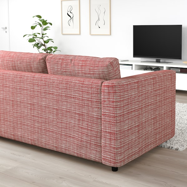 VIMLE كنبة-سرير بمقعدين, Dalstorp عدة ألوان