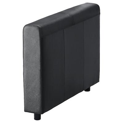 VIMLE Armrest, Grann/Bomstad black