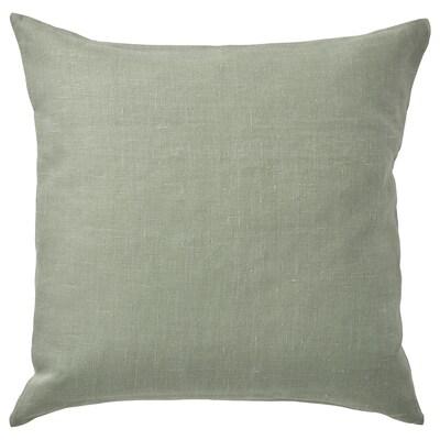 AINA Kuddfodral, ljusgrön, 50x50 cm