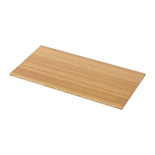 ALDERN Bänkskiva bambu IKEA