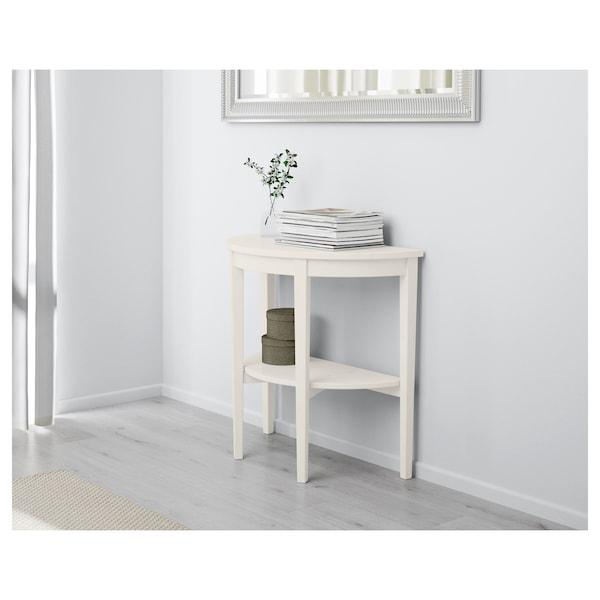 ARKELSTORP Fönsterbord, vit, 80x40x75 cm