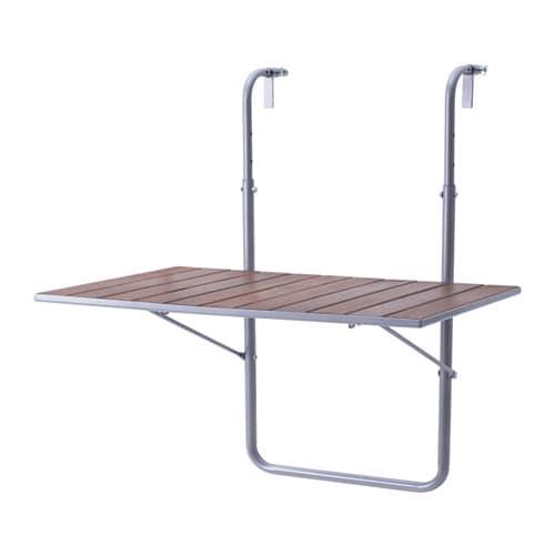 Arres balkongbord ikea for Casa set de table