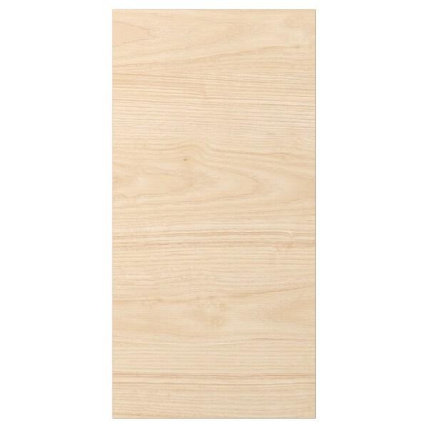 ASKERSUND Dörr, ljus askmönstrad, 30x60 cm