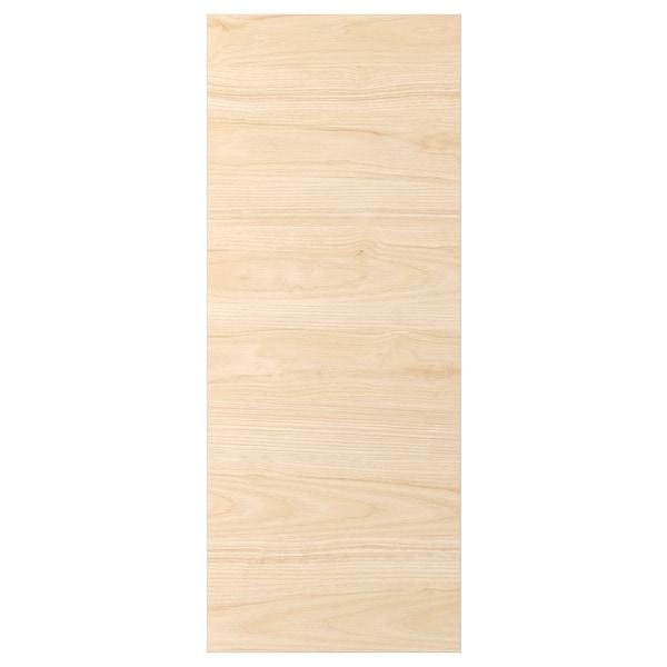 ASKERSUND Dörr, ljus askmönstrad, 40x100 cm