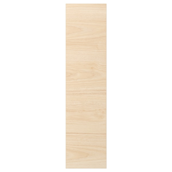 ASKERSUND Dörr, ljus askmönstrad, 20x80 cm