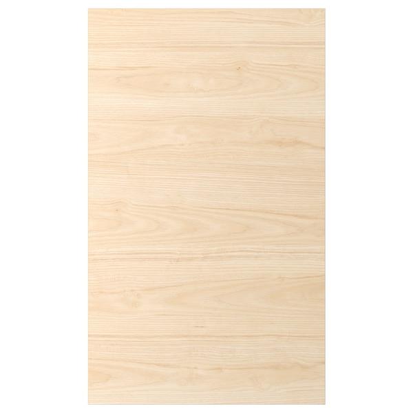 ASKERSUND Dörr, ljus askmönstrad, 60x100 cm
