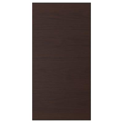 ASKERSUND Dörr, mörkbrun askmönstrad, 40x80 cm