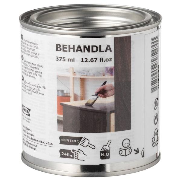 BEHANDLA lasyr svart 375 ml
