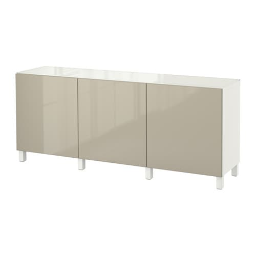 BESTå Förvaring med dörrar IKEA