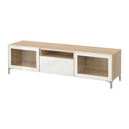 Ikea Teppich In Waschmaschine ~  Selsviken högglans vit klarglas, lådskena, tryck och öppna  IKEA