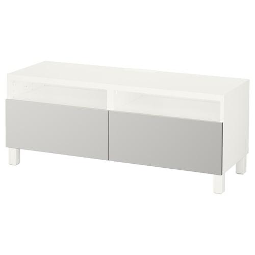 IKEA BESTÅ Tv-bänk med lådor