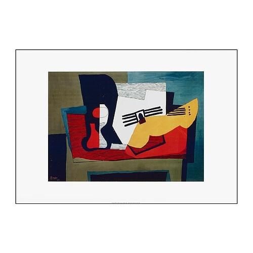 BILD Bild IKEA Motiv av Pablo Picasso.