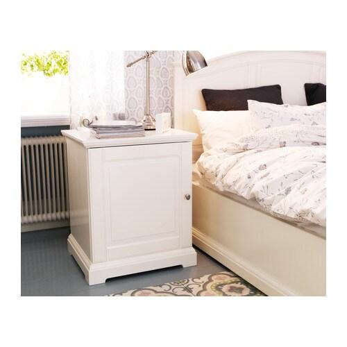 BIRKELAND Avlastningsbord IKEA Dörren kan monteras med öppningen åt höger eller vänster.