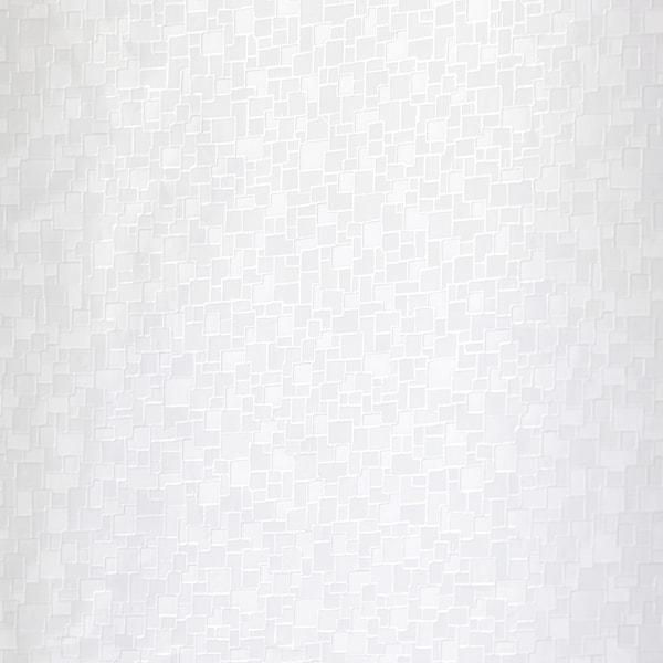 BJÄRSEN Duschdraperi, vit, 180x200 cm