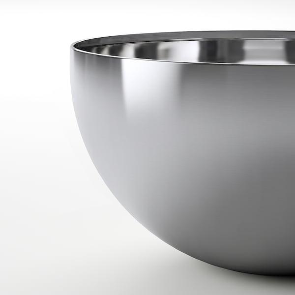 BLANDA BLANK Serveringsskål, rostfritt stål, 12 cm
