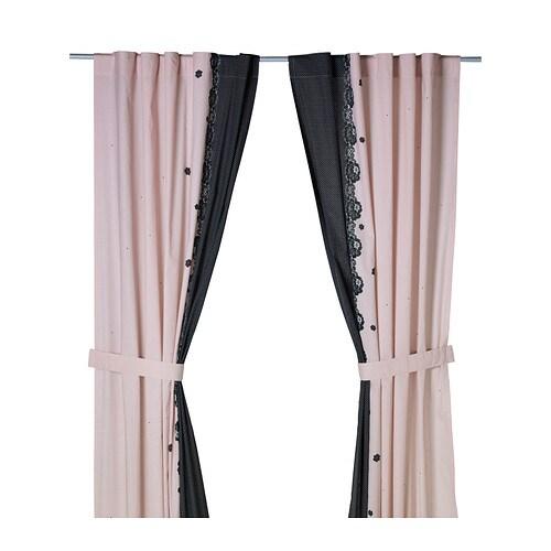 Gardin Till Koksfonster Ikea : charmerande gardin med omtag ikea itemprop name ikea 179 kr click here