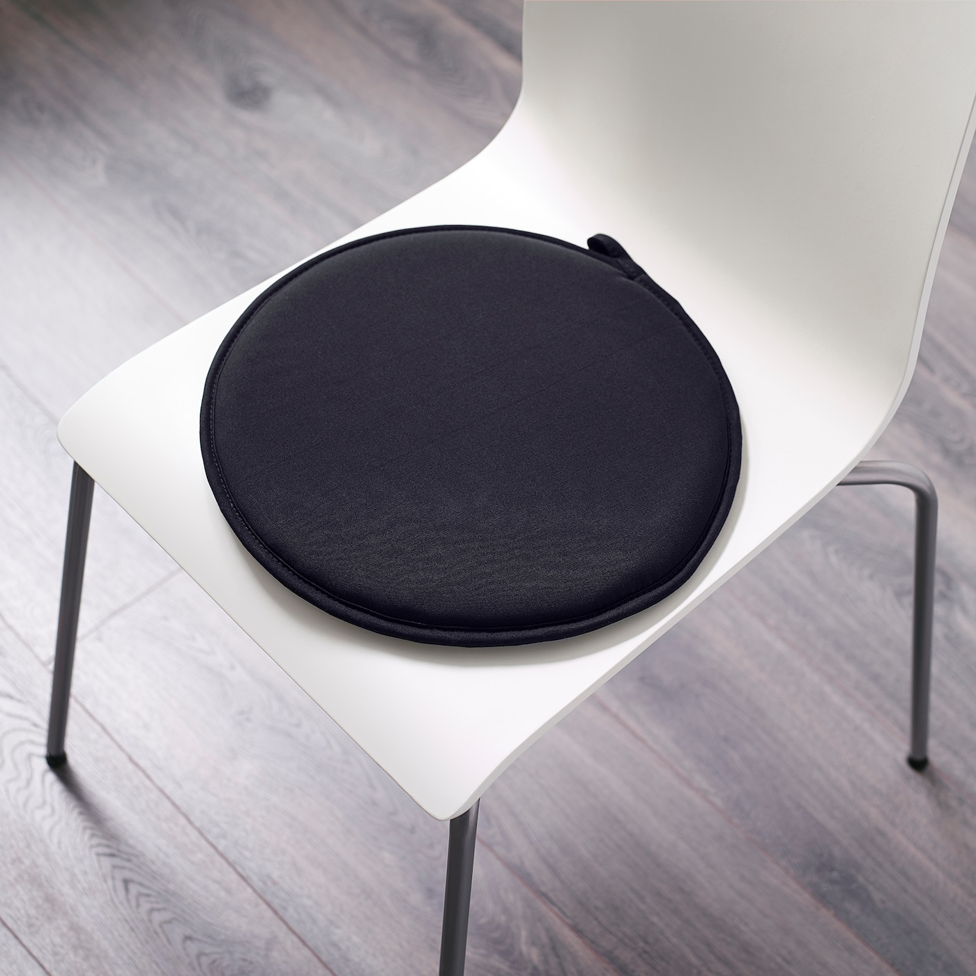 CILLA Stoldyna svart 34 cm
