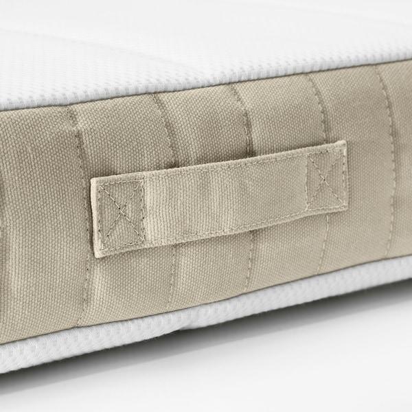 DRÖMMANDE Pocketresårmadrass för spjälsäng, 60x120x11 cm
