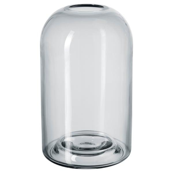DRÖMSK Vas, grå, 18 cm