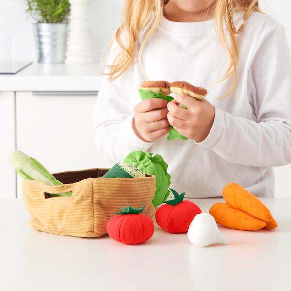 DUKTIG Grönsaker, 14 delar