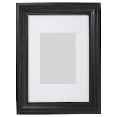 EDSBRUK Ram, svartlaserad, 21x30 cm
