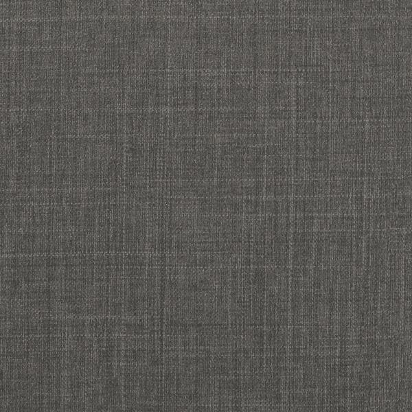 EKBACKEN Måttbeställd bänkskiva, mörkgrå linnemönstrad/laminat, 45.1-63.5x2.8 cm
