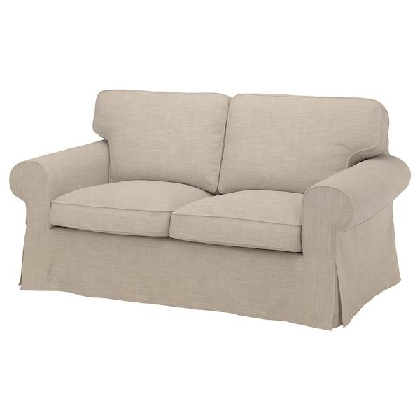 EKTORP 2-sitssoffa, Hillared beige