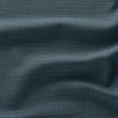 EKTORP Klädsel 3-sits soffa med schäslong, Hillared mörkblå