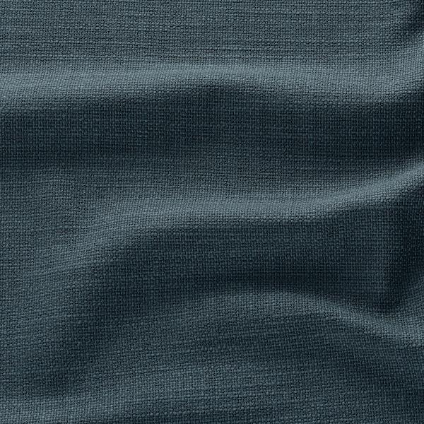 EKTORP Klädsel till hörnsoffa, 4-sits, Hillared mörkblå