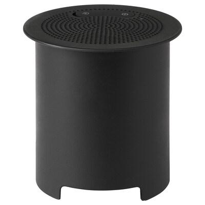 ENEBY Inbyggd bluetooth-högtalare, svart
