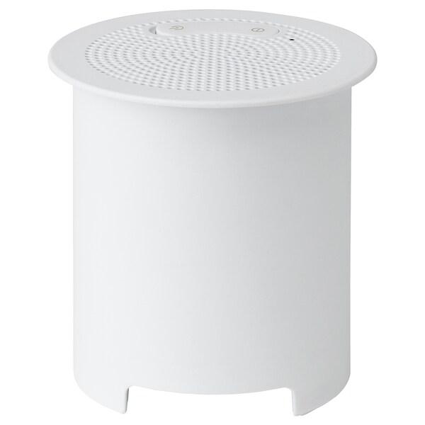 ENEBY Inbyggd bluetooth-högtalare, vit