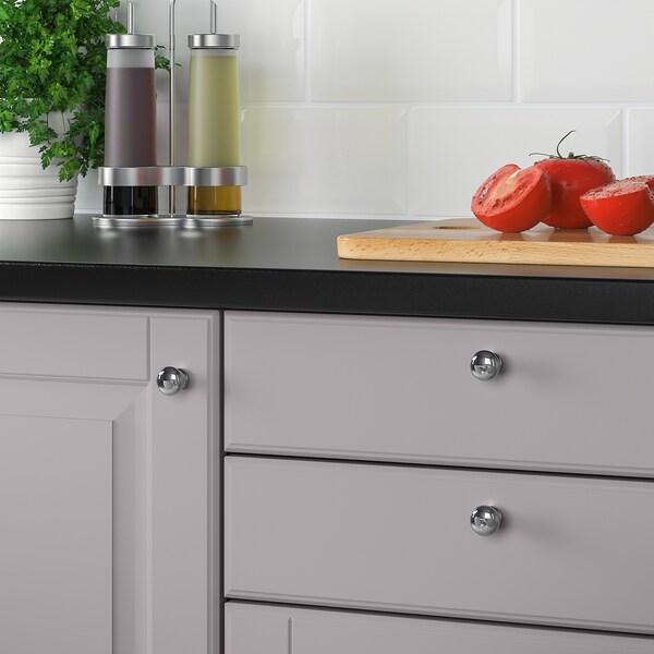 ENERYDA Knopp, mässingsfärgad, 20 mm IKEA