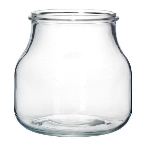 Cm Tall Square Glass Jar