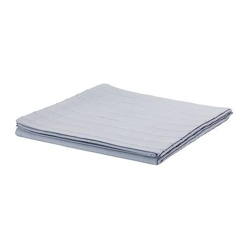 FABRINA Överkast, ljusblå Längd: 250 cm Bredd: 150 cm