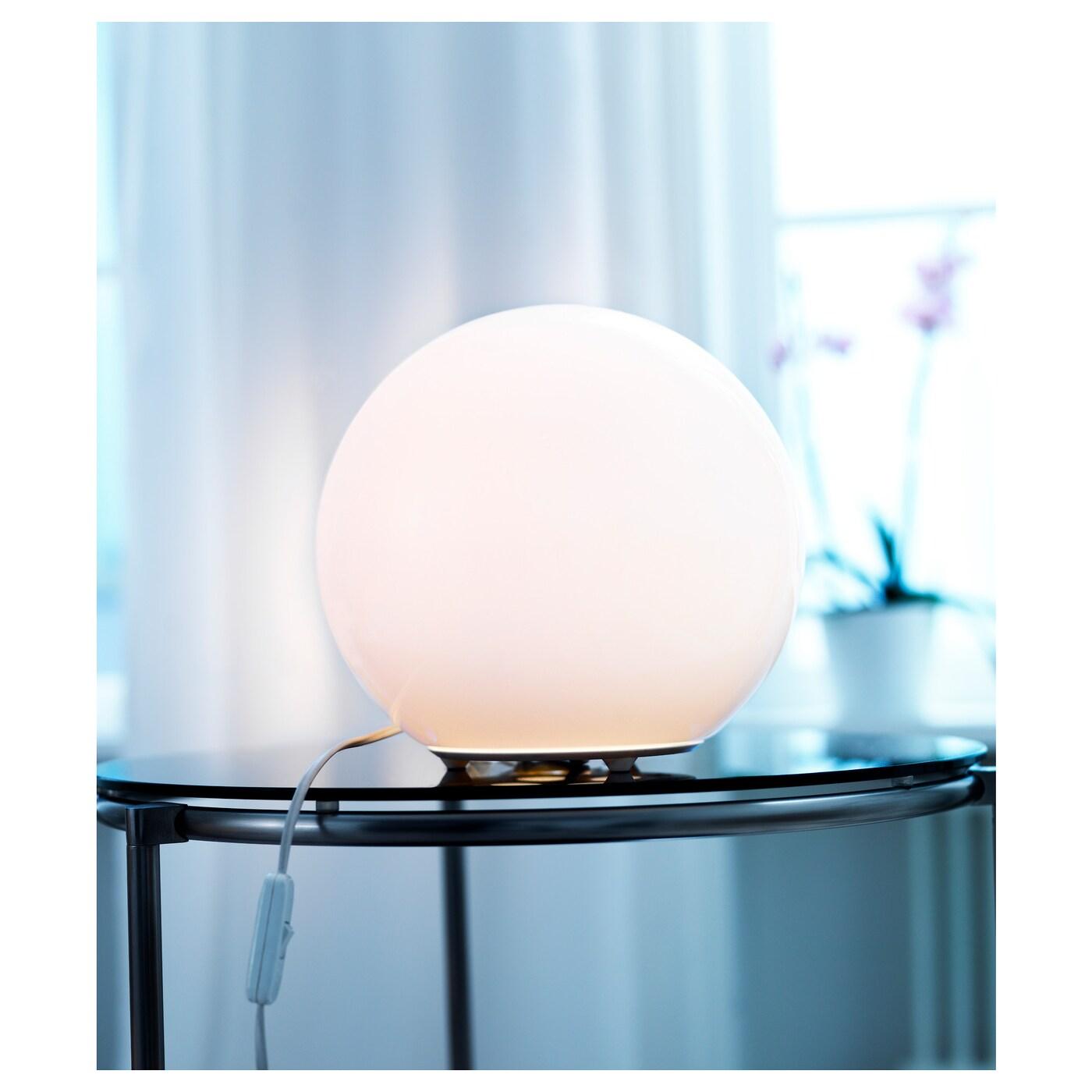 FADO Bordslampa vit 25 cm
