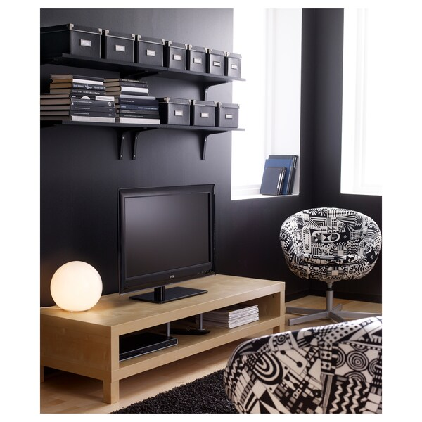 FADO Bordslampa, vit, 25 cm IKEA