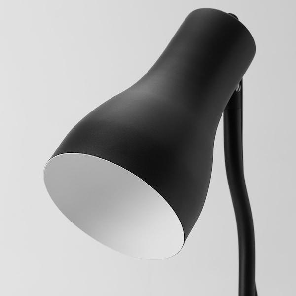 FINNSTARR Arbetslampa, svart