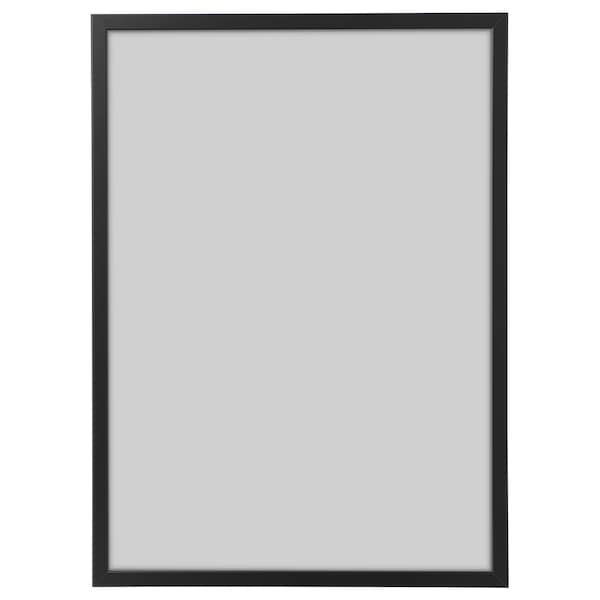 FISKBO ram svart 50 cm 70 cm 53 cm 73 cm