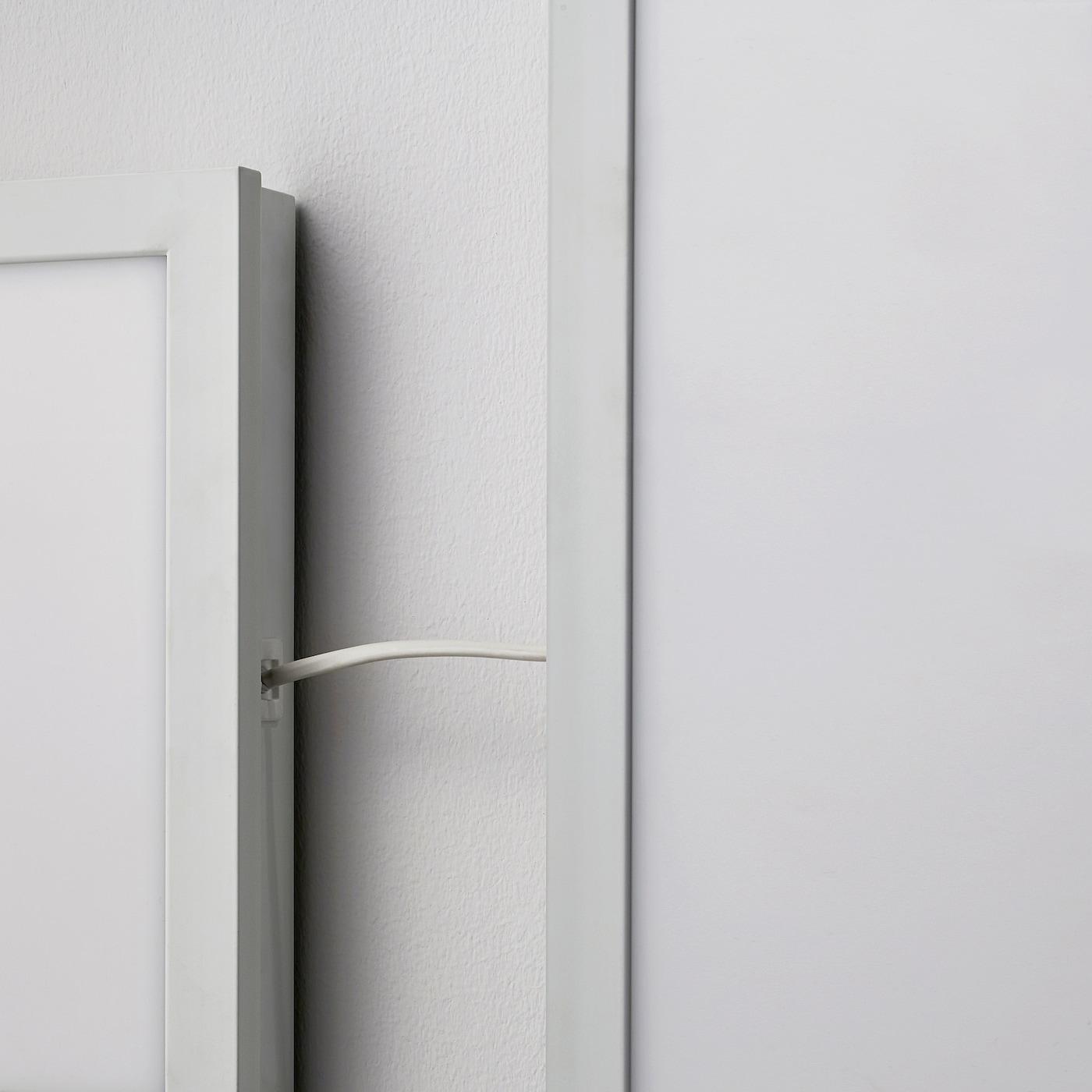 FLOALT LED ljuspanel, dimbar, vitt spektrum, 60x60 cm IKEA