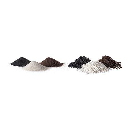 FLORERA Dekoration, sand/stenar IKEA Kan användas som dekoration i en skål eller vas.