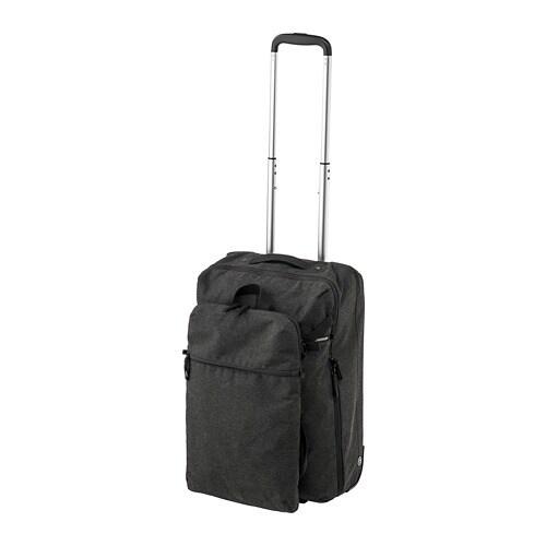 FÖRENKLA Kabinväska på hjul och ryggsäck - IKEA d4a00d43d1761