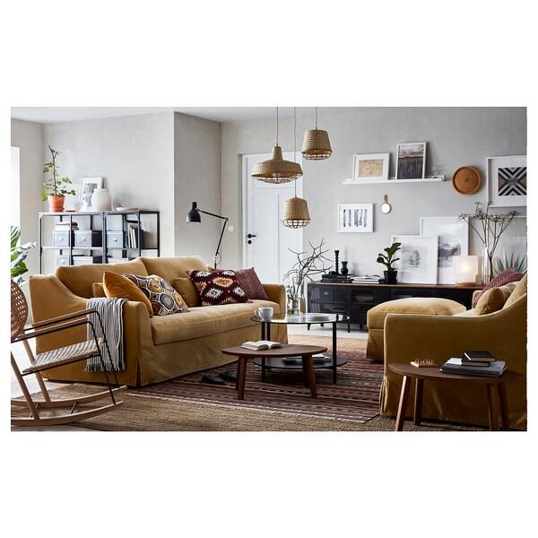 FRANSINE Kuddfodral, flerfärgad, 50x50 cm