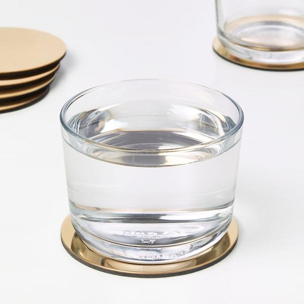 IKEA GLATTIS Glasunderlägg med hållare